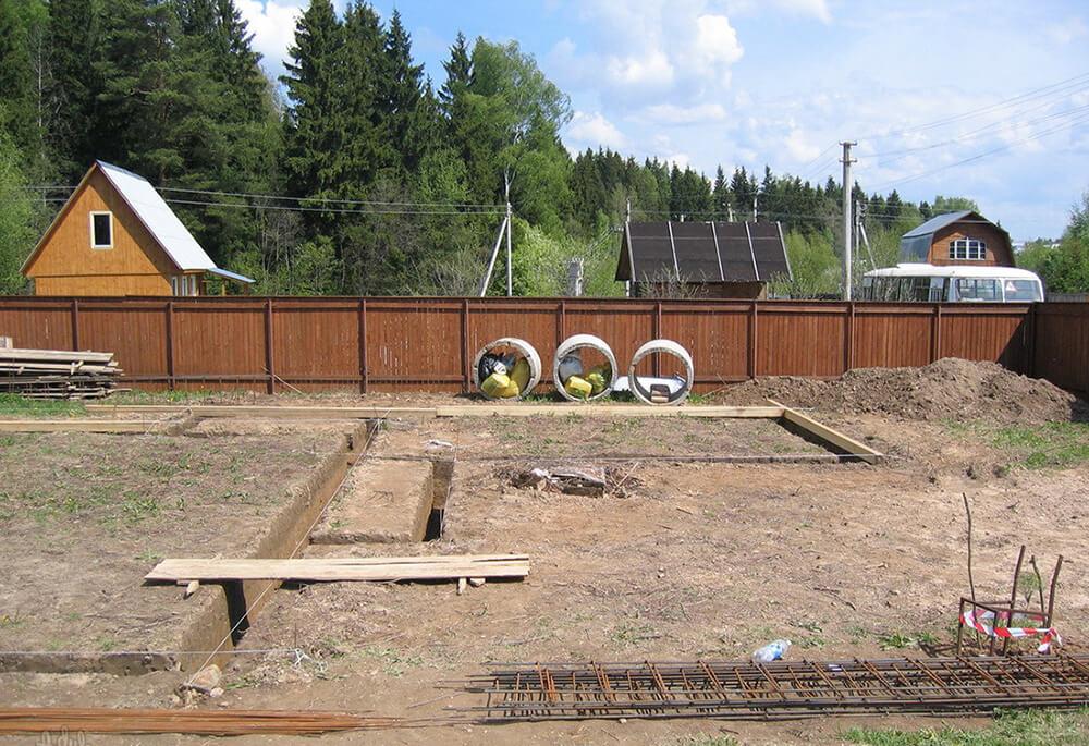 Участок под строительство каркасного дома