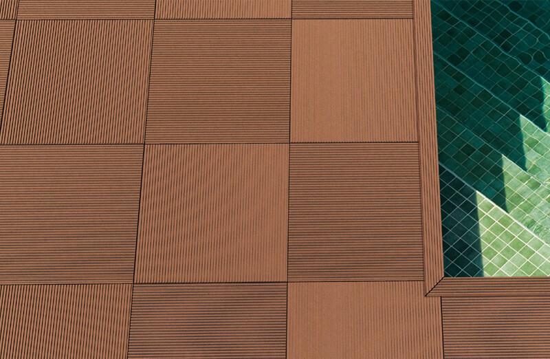 Квадратная кассета terraza